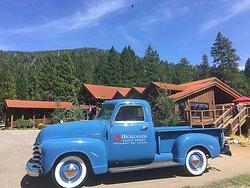 Enjoying Highlands Ranch Resort!