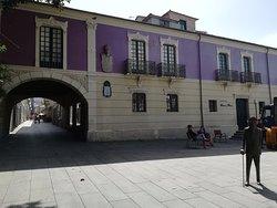 Plaza de Mendez Nunez