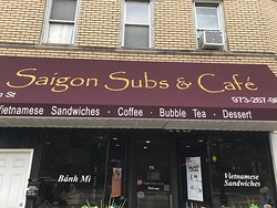 Saigon Subs & Cafe
