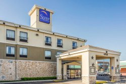 Sleep Inn & Suites West Medical Center