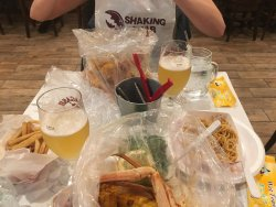Shaking Crab