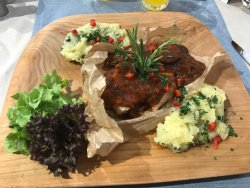 Pohulanka - Restauracja Ziem Gorskich