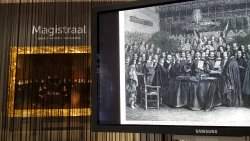 video in exposition 'Magistraal'