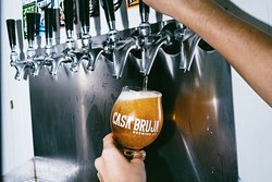 Casa Bruja Brewing Co