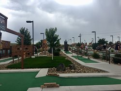 Adventure Miniature Golf