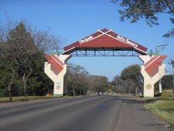 Portico de Venancio Aires