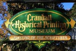 Crandall Historical Printing Museum