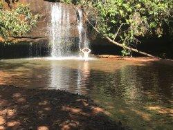 Cachoeirinha e Cachoeira dos Namorados