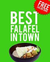 Happy Falafel Ubud
