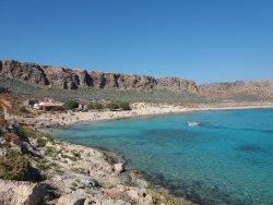 Gramvousa Beach