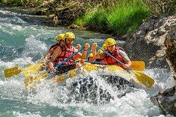 Azur-Rafting