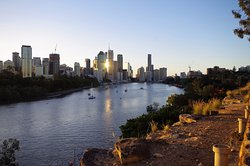 Kangaroo Point Cliffs Park