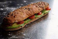 Andre Sandwich Kurier Basel