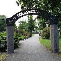 Stadsparken i Vastervik