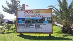 Hotel ACA Villa Gesell