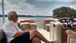 Wilkesboro Mayor Mike Inscore on Kerr Scott Lake