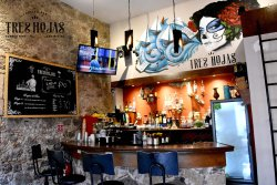 Tres Hojas Cocktail Bar