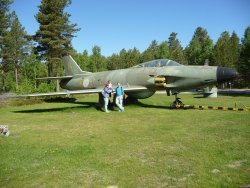 Soderhamn F15 Flight Museum