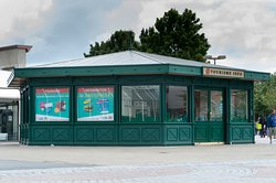 Tourist Information Desk - Disneyland Paris