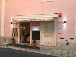 Restaurante Metamorphosis