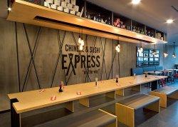 Chinese & Sushi Express Kurtkoy