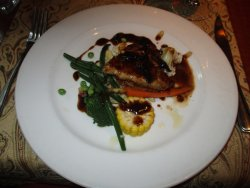 Veal Scallopini special