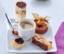 Café gourmand (photo non contractuelle)