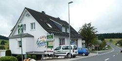 Cafe und Pension Hutschenreuther
