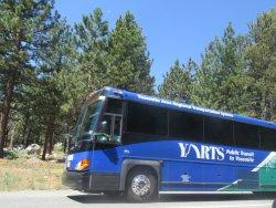 YARTS - Yosemite Area Regional Transportation System