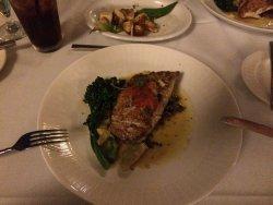 um jantar mais que especial