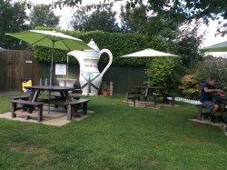 Teapot Island Cafe