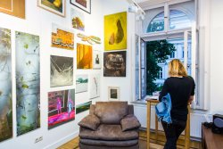 Resident Art Budapest - Tours & Showroom