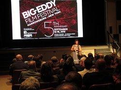 The Big Eddy Film Festival, 2016.