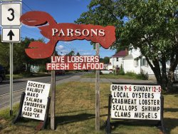 Parson's Lobster and Seafood Shop