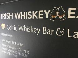 Celtic Whiskey Bar
