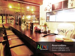 Alioli Mediterranean Restaurant