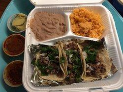 Chuy's Mexican Burritos