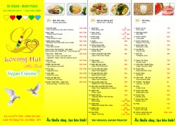 Loving Hut Hoa Binh Vegan Restaurant