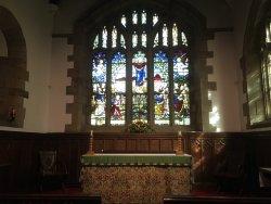 Lovely parish church