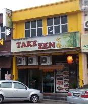 Take zen