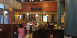 Ordering and Pay area of Potbelly