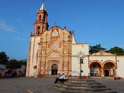 Mision Santiago Apostol
