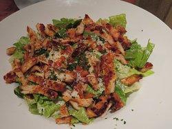 Mrs Too's Chicken Caesar Salad