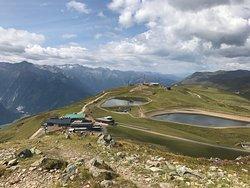 Kitzbuhel Alps Panorama Lift