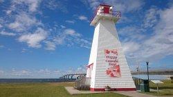 Port Borden Front Range Lighthouse