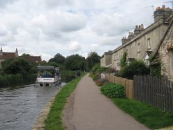 Bathampton Towpath