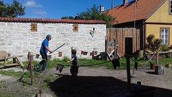 Medieval Activity Centre Archebald