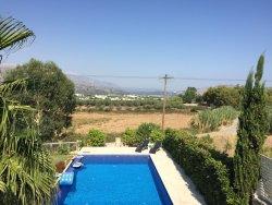 3 generation vacation @ Cretan mansion
