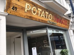Potato Tomato - The Eatery