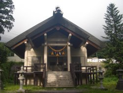 Sugawa Onsen Shrine